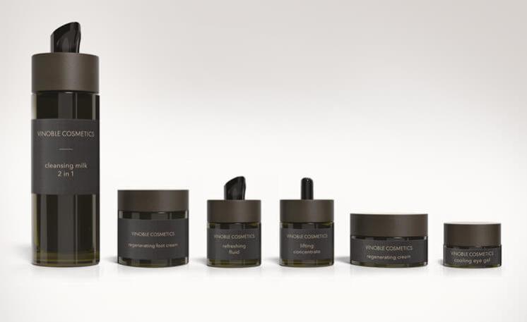 Vinoble Cosmetics_nachhaltige Verpackungen
