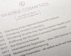 Vinoble Cosmetics_Unternehmensgeschichte