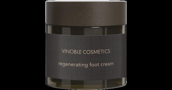 Anti-aging foot cream