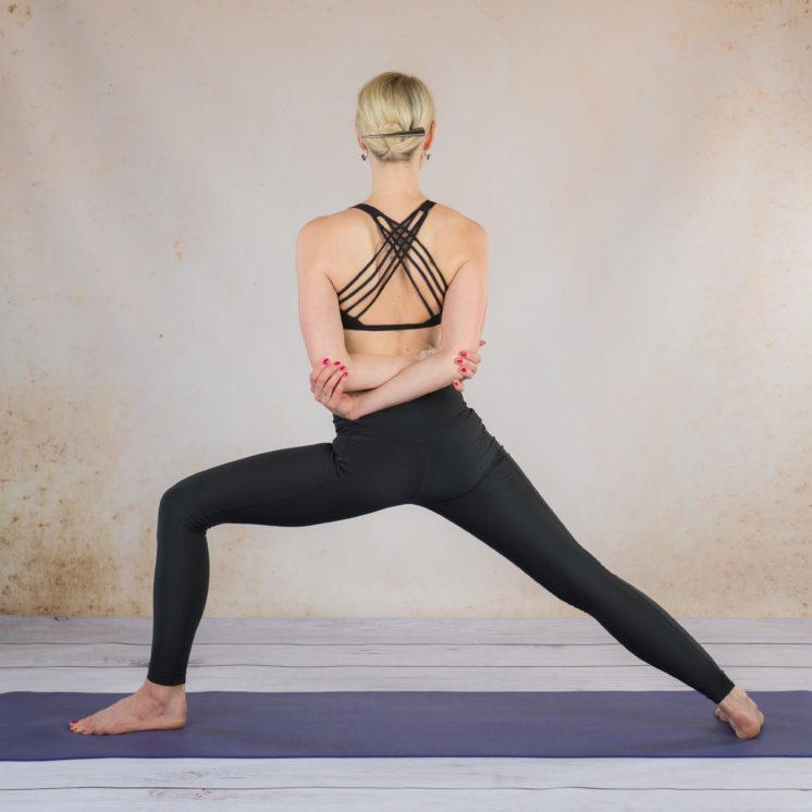 Detox Yoga excercise