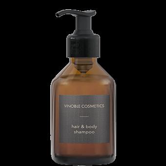 Duschgel und Haarshampoo