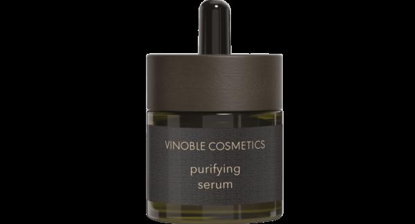 purifying serum - Gegen Hautunreinheiten, Pickel und Mitesser – hilft bei Akne.