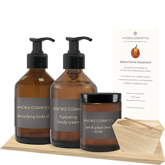 detox home treatment set