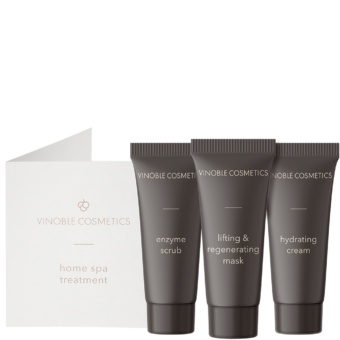 sample set - home spa treatment